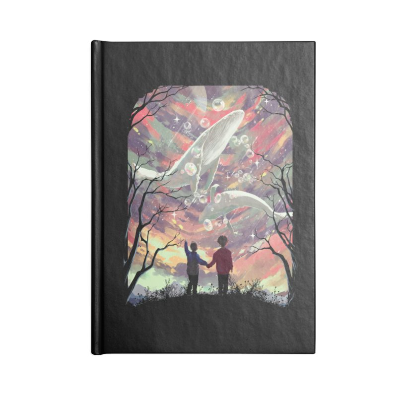 BALYENA Accessories Blank Journal Notebook by SPYKEEE's Artist Shop