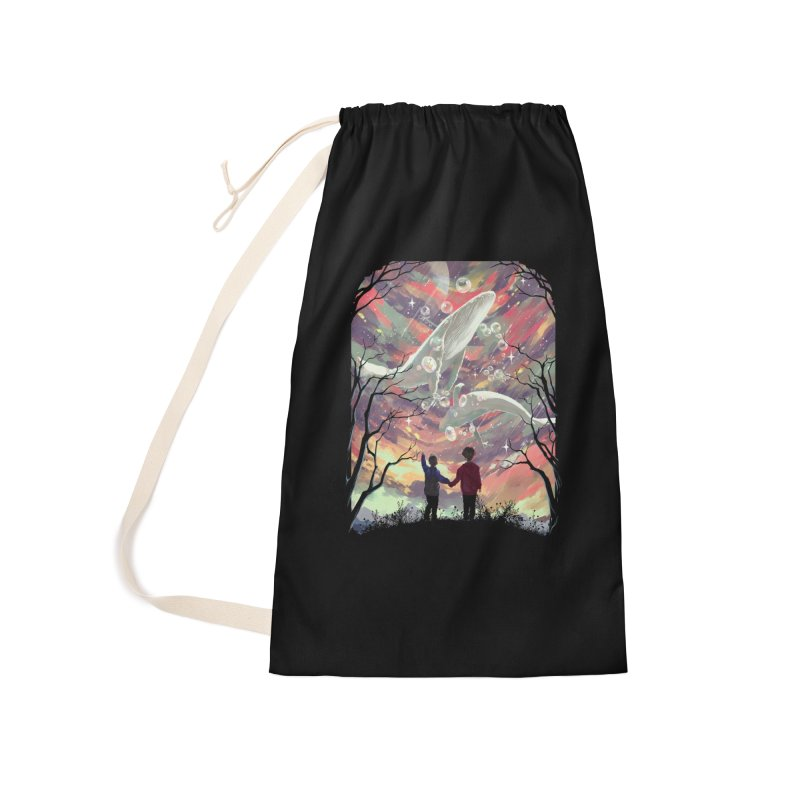 BALYENA Accessories Laundry Bag Bag by SPYKEEE's Artist Shop