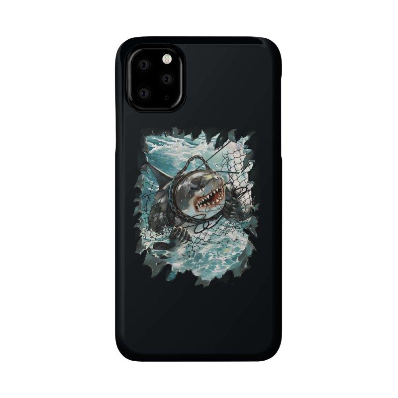 SHARK BAIT Accessories Phone Case by SPYKEEE's Artist Shop