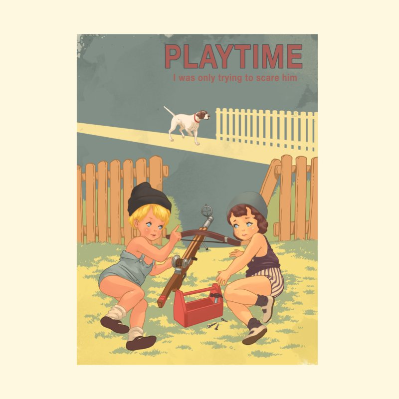 PLAYTIME by SPYKEEE's Artist Shop