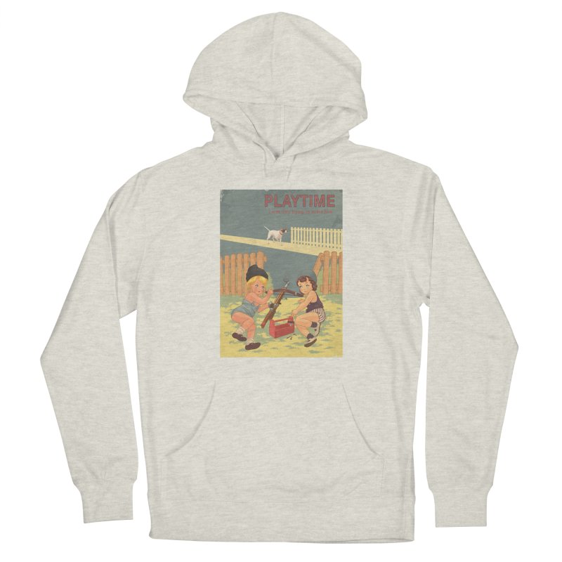 PLAYTIME Men's Pullover Hoody by SPYKEEE's Artist Shop