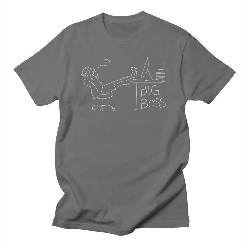 Big Boss Men's T-Shirt by spysee's Artist Shop