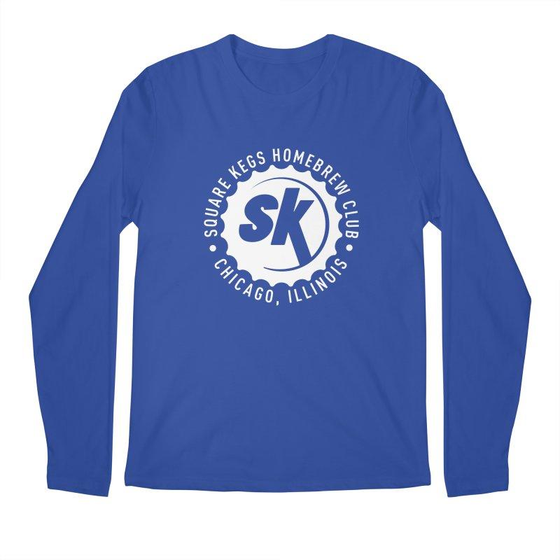 Square Kegs Shirt Men's Regular Longsleeve T-Shirt by squarekegs's Shop