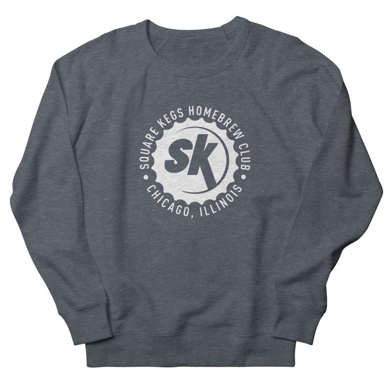 Square Kegs Shirt Men's French Terry Sweatshirt by squarekegs's Shop