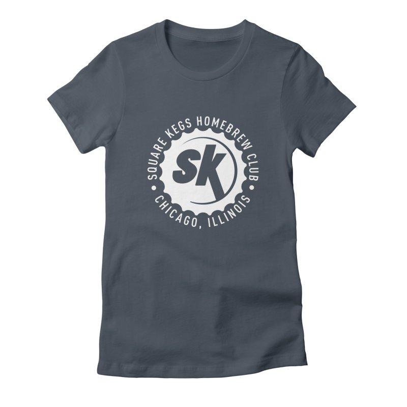 Square Kegs Shirt Women's T-Shirt by squarekegs's Shop