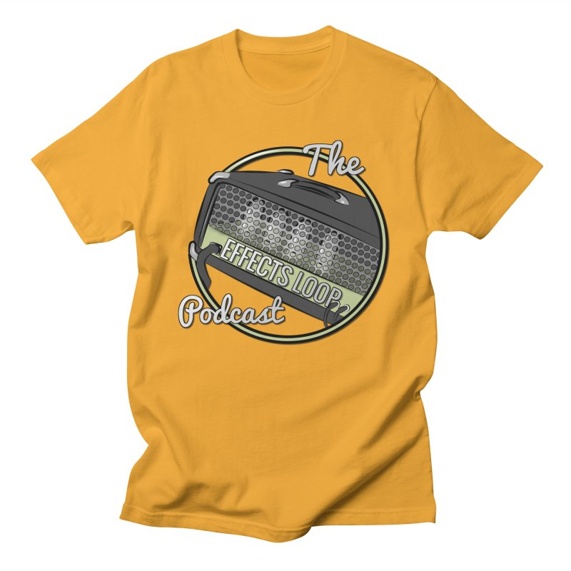 The Effects Loop Men's T-Shirt by Square Squirrel Studios's Shop