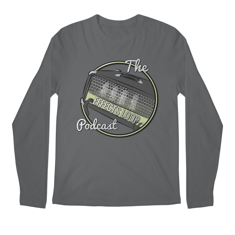 The Effects Loop Men's Longsleeve T-Shirt by Square Squirrel Studios's Shop