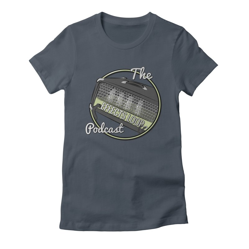 The Effects Loop Women's T-Shirt by Square Squirrel Studios's Shop
