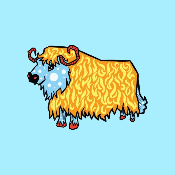 image for Moo Highland Cow