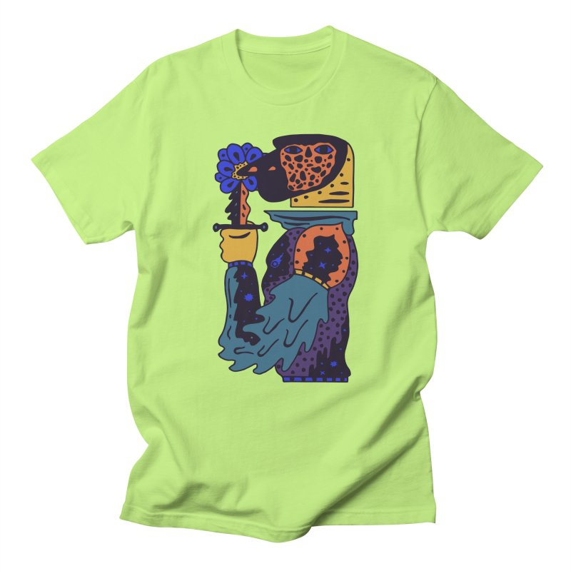 Wanderer at Night Women's Regular Unisex T-Shirt by Sretan Bor