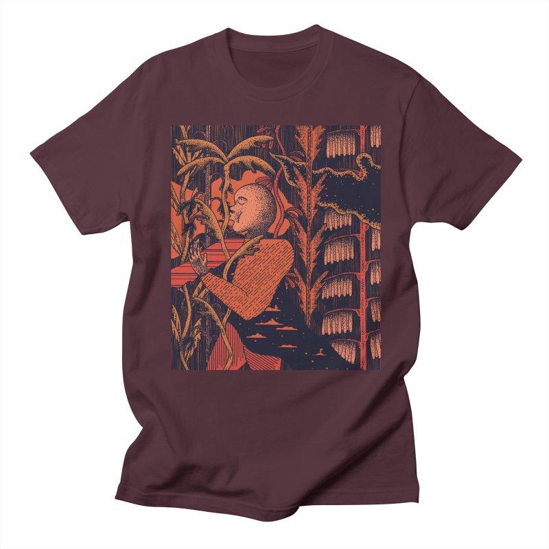 Night Kiss Women's Regular Unisex T-Shirt by Sretan Bor