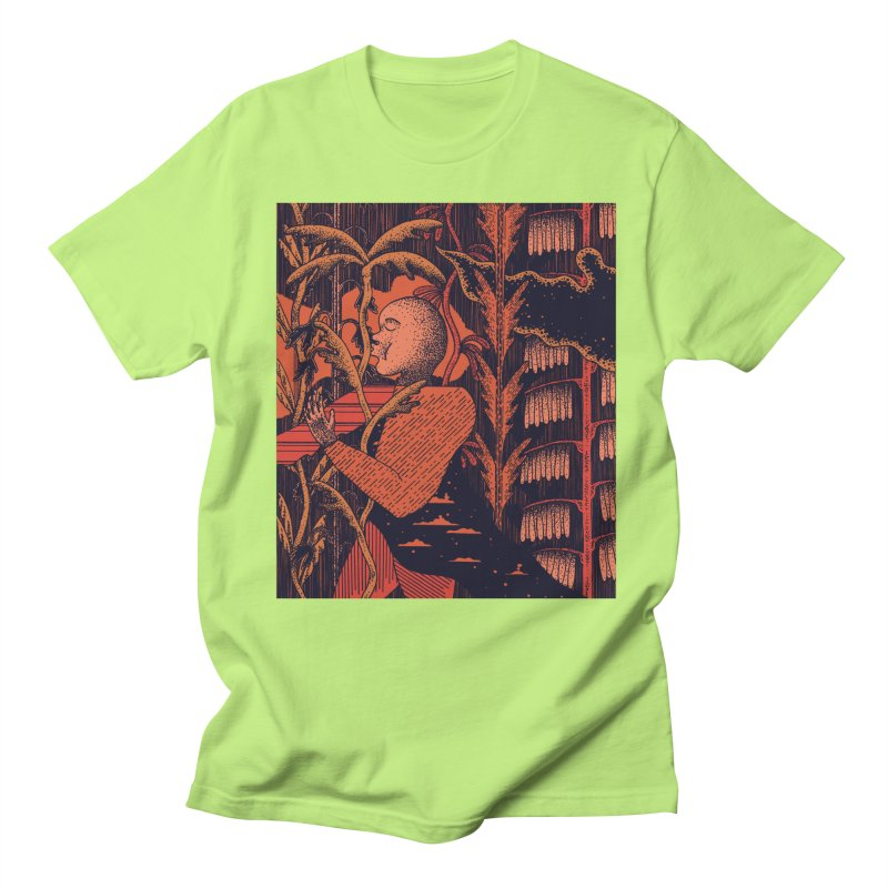 Night Kiss Men's Regular T-Shirt by Sretan Bor