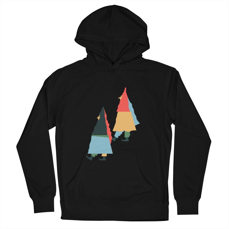 Buddies Men's French Terry Pullover Hoody by Sretan Bor