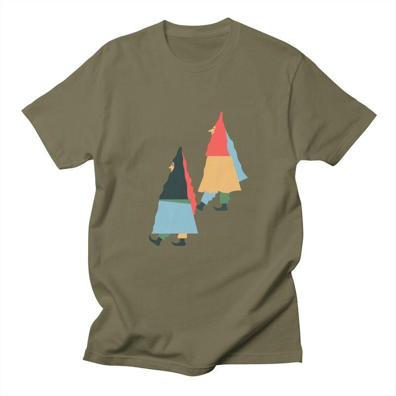 Buddies Women's Regular Unisex T-Shirt by Sretan Bor