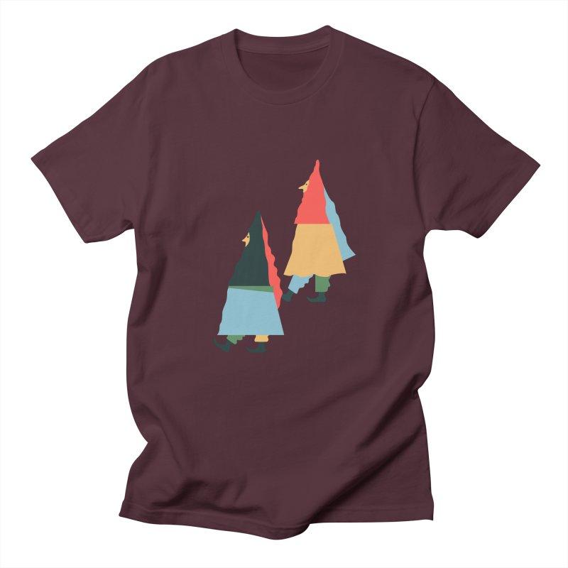 Buddies Men's Regular T-Shirt by Sretan Bor