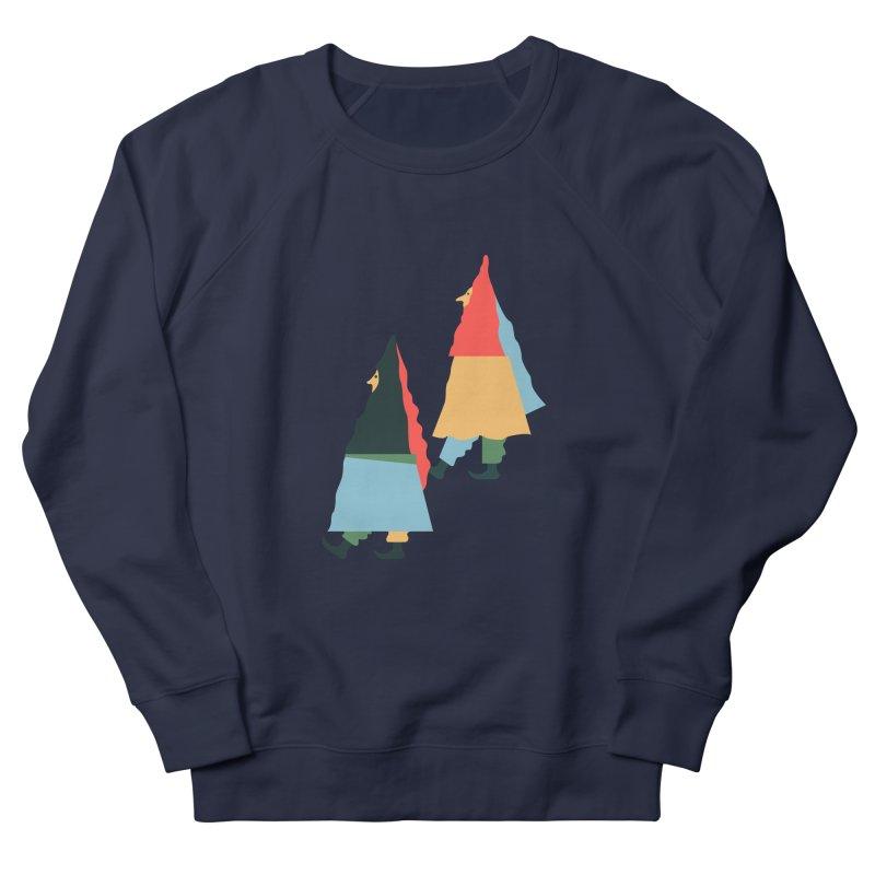 Buddies Men's French Terry Sweatshirt by Sretan Bor