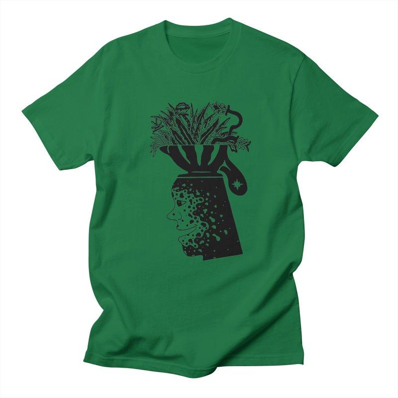 Full Grown Man Men's Regular T-Shirt by Sretan Bor