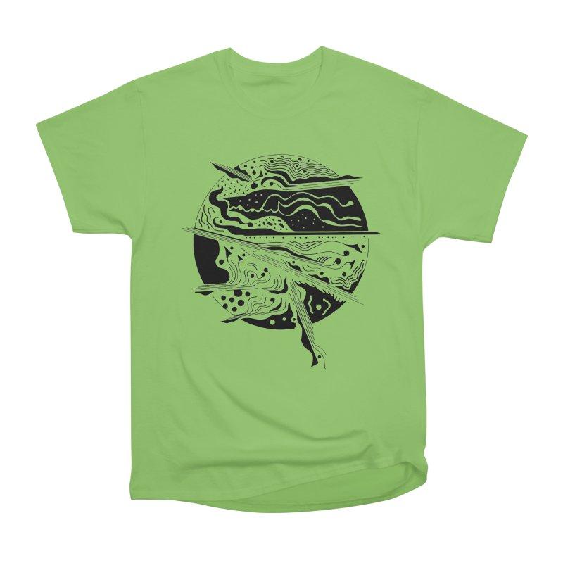 Winds Women's Heavyweight Unisex T-Shirt by Sretan Bor
