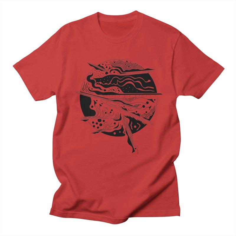 Winds Men's Regular T-Shirt by Sretan Bor