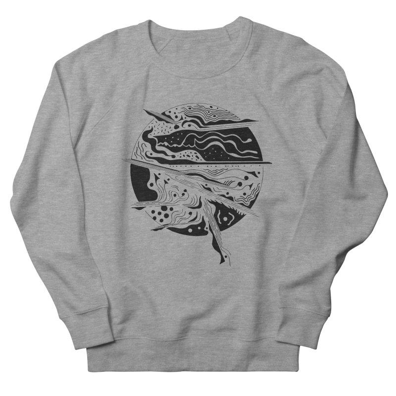 Winds Men's French Terry Sweatshirt by Sretan Bor