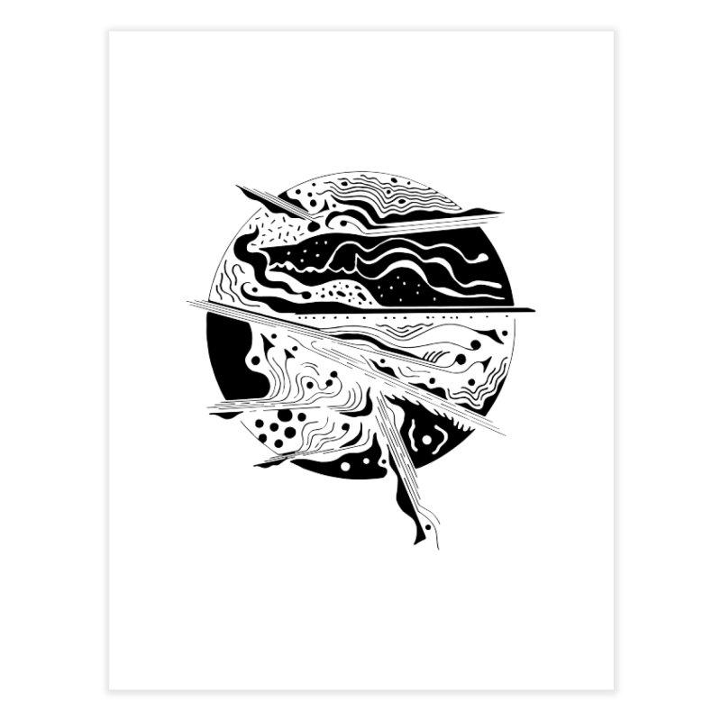 Winds Home Fine Art Print by Sretan Bor