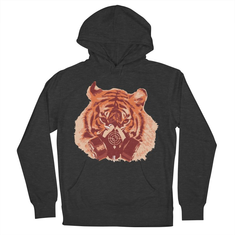 Tyger Goth Men's Pullover Hoody by shutter shades facemask