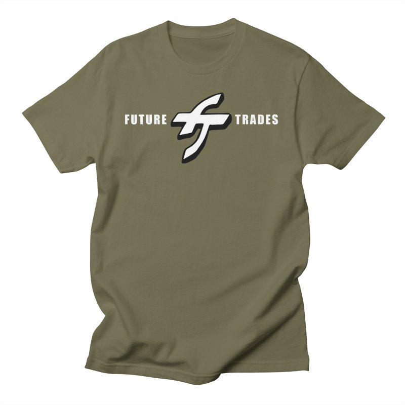 future trades Women's Unisex T-Shirt by shutter shades facemask