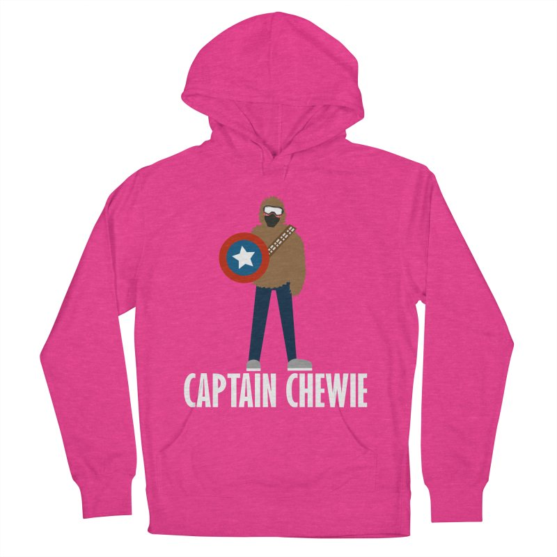 Captain Chewie Men's Pullover Hoody by shutter shades facemask
