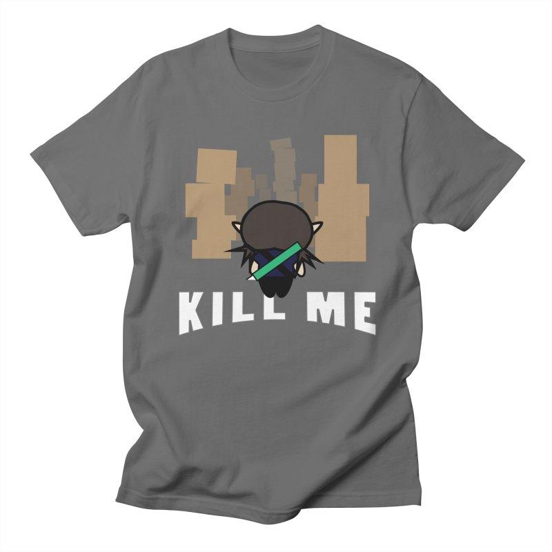 Adventures of Kwinn Men's T-shirt by shutter shades facemask