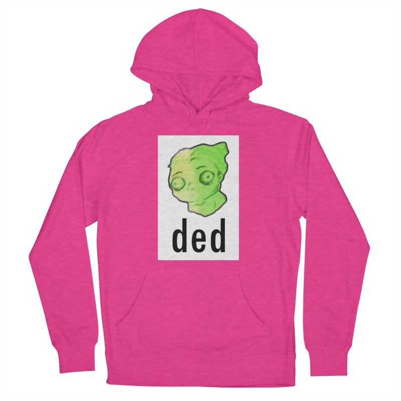 ded Women's Pullover Hoody by shutter shades facemask