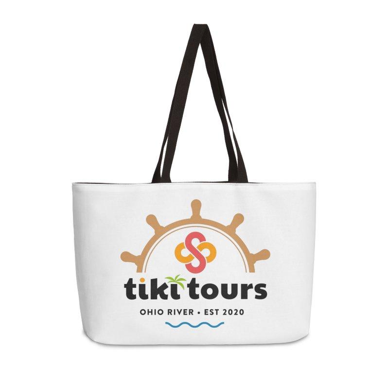 SS Tiki Tours - Half Wheel Accessories Bag by SS Tiki Tours