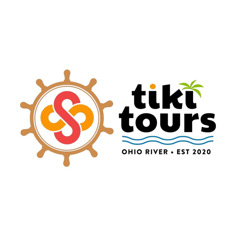 SS Tiki Tours - Full Wheel Men's Sweatshirt by SS Tiki Tours