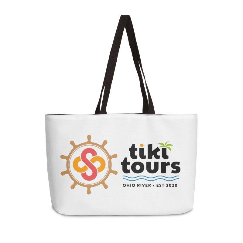 SS Tiki Tours - Full Wheel Accessories Bag by SS Tiki Tours