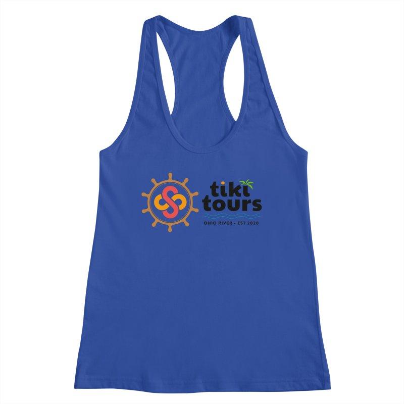 SS Tiki Tours - Full Wheel Women's Tank by SS Tiki Tours