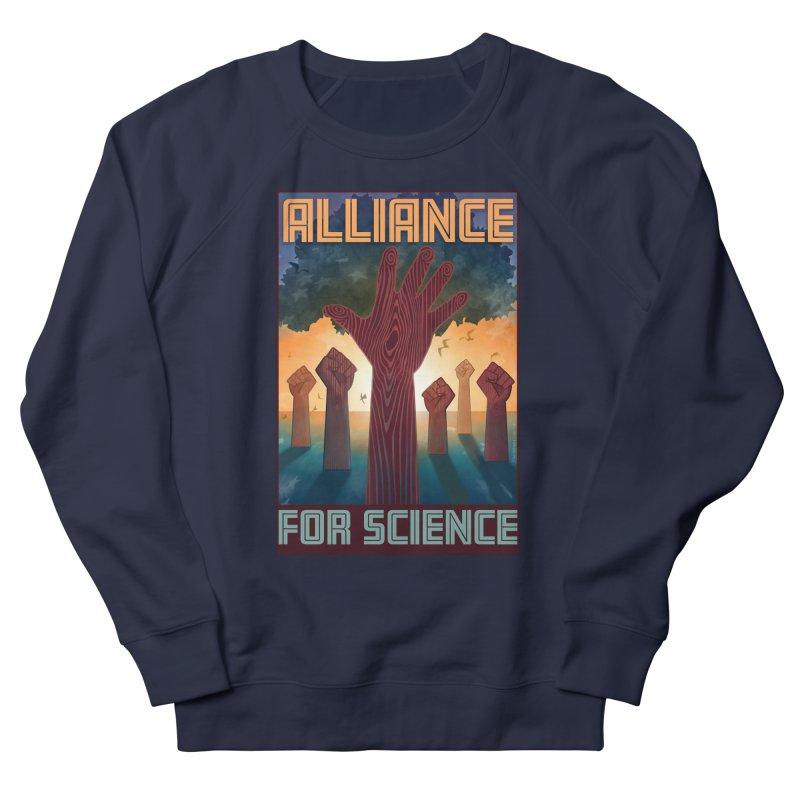 Alliance for Science Women's Sweatshirt by Stacy Kendra   Artist Shop