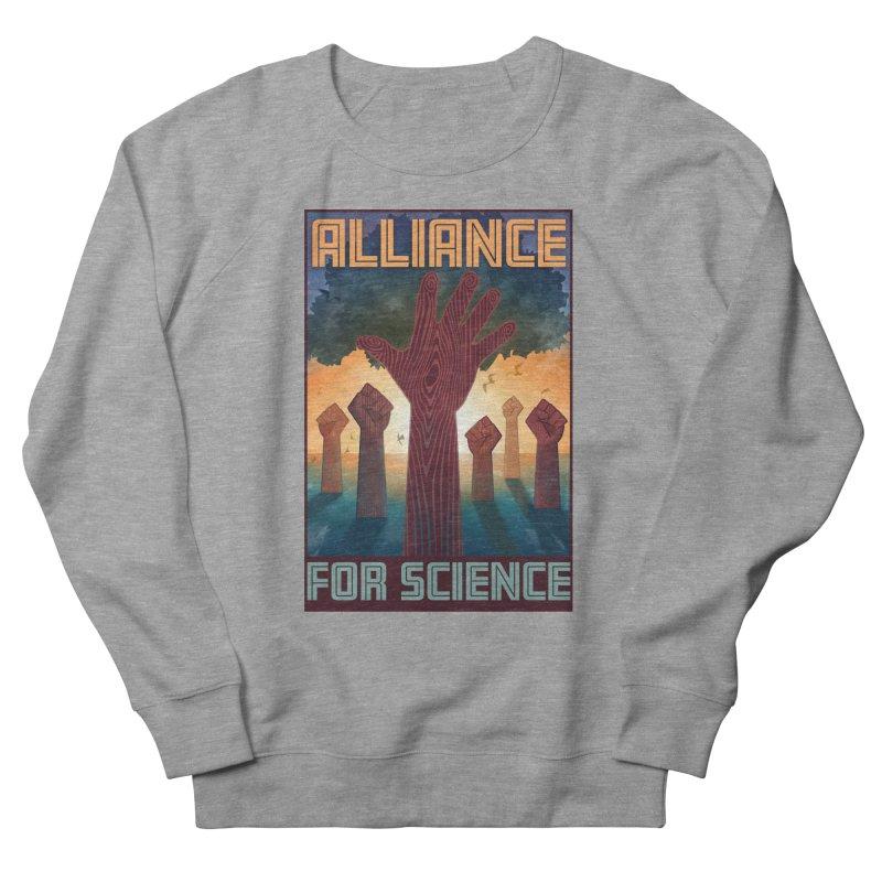 Alliance for Science Men's Sweatshirt by Stacy Kendra   Artist Shop
