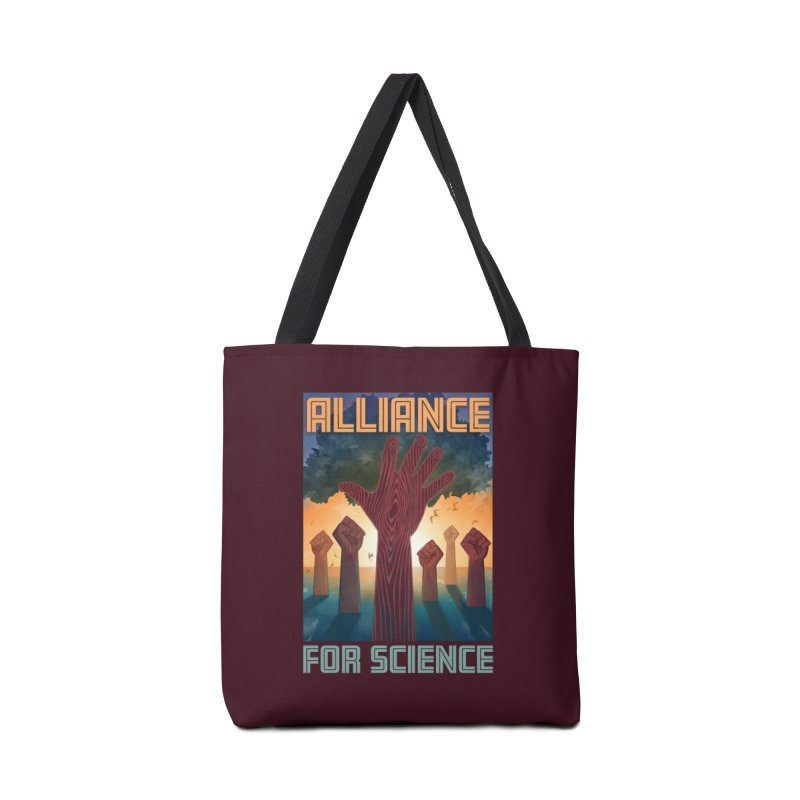 Alliance for Science Accessories Bag by Stacy Kendra | Artist Shop