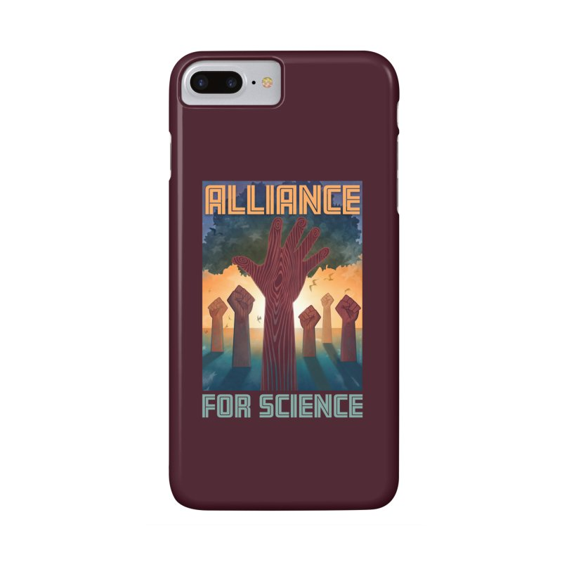 Alliance for Science Accessories Phone Case by Stacy Kendra | Artist Shop