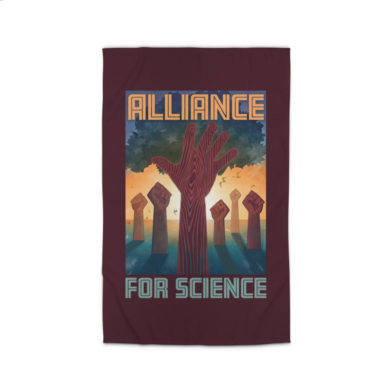 Alliance for Science Home Rug by Stacy Kendra | Artist Shop