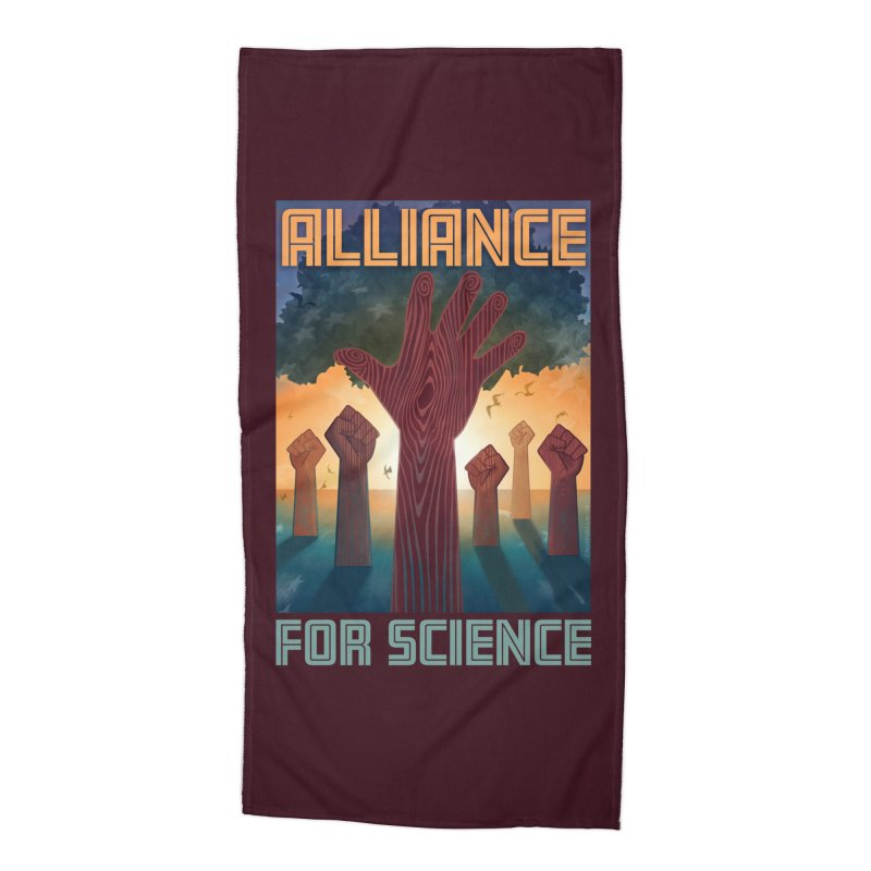 Alliance for Science Accessories Beach Towel by Stacy Kendra | Artist Shop