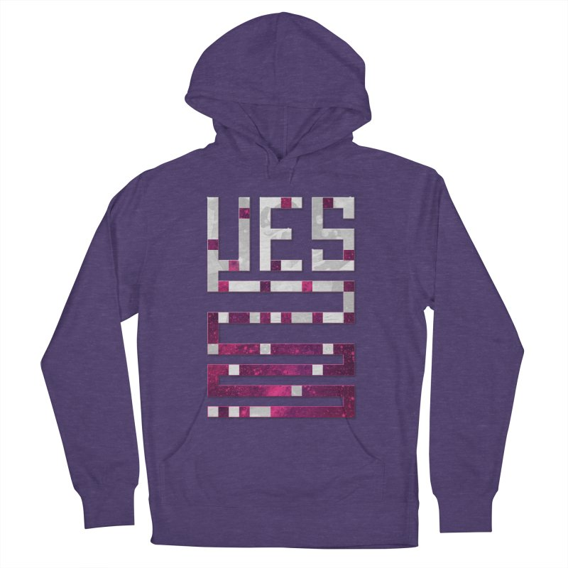 Yes/Lies Women's Pullover Hoody by Stacy Kendra | Artist Shop