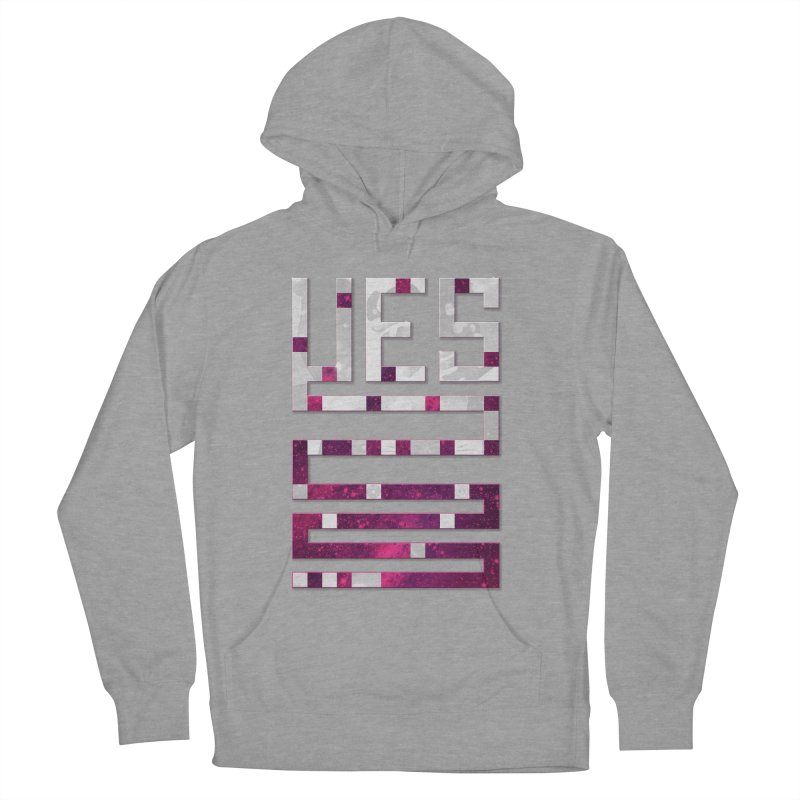 Yes/Lies Men's Pullover Hoody by Stacy Kendra   Artist Shop