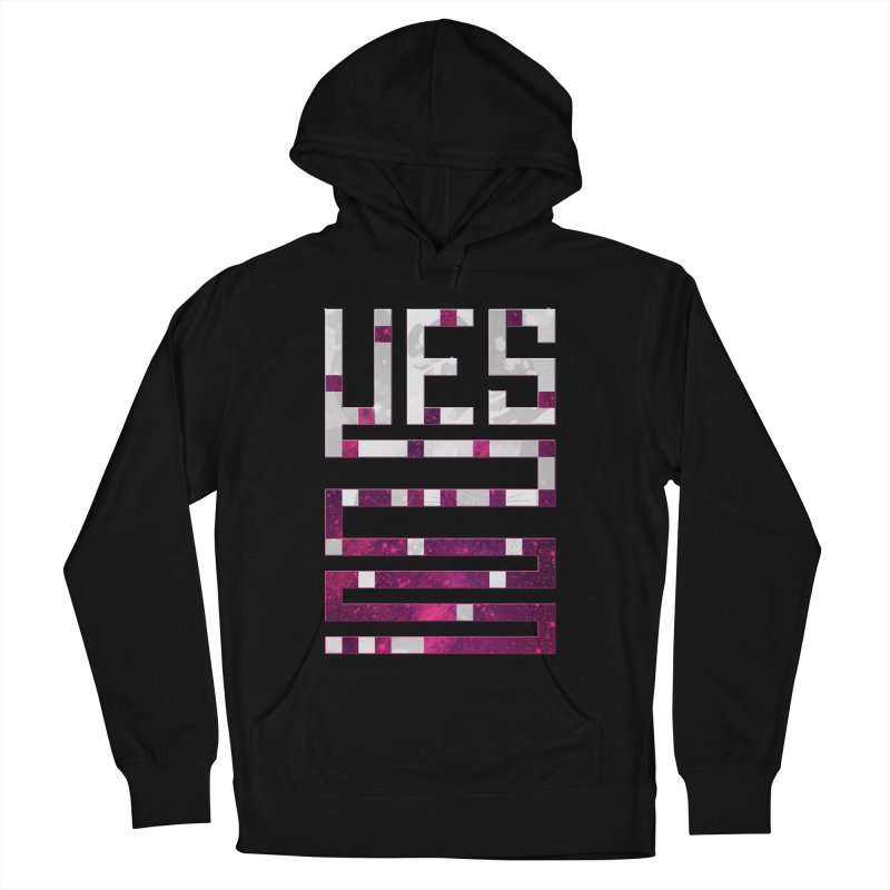 Yes/Lies Men's Pullover Hoody by Stacy Kendra | Artist Shop