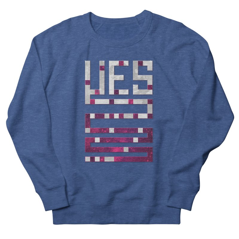 Yes/Lies Women's Sweatshirt by Stacy Kendra | Artist Shop