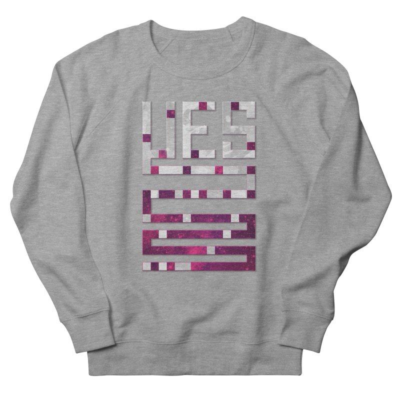 Yes/Lies Women's Sweatshirt by Stacy Kendra | Artist Shop