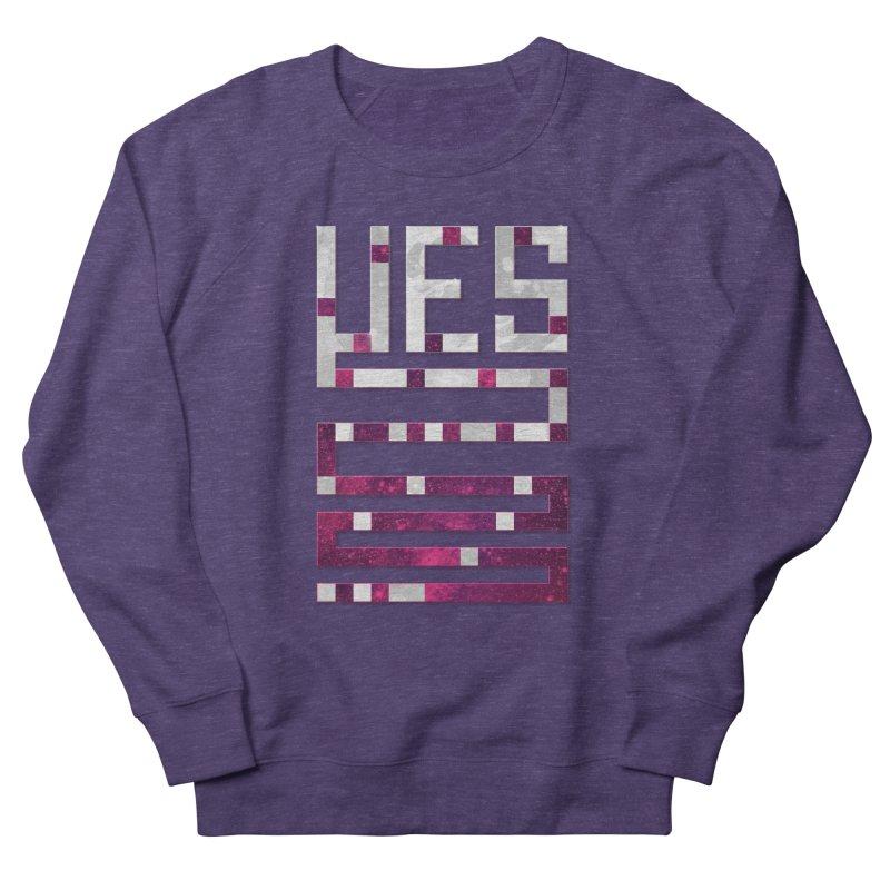 Yes/Lies Men's Sweatshirt by Stacy Kendra   Artist Shop