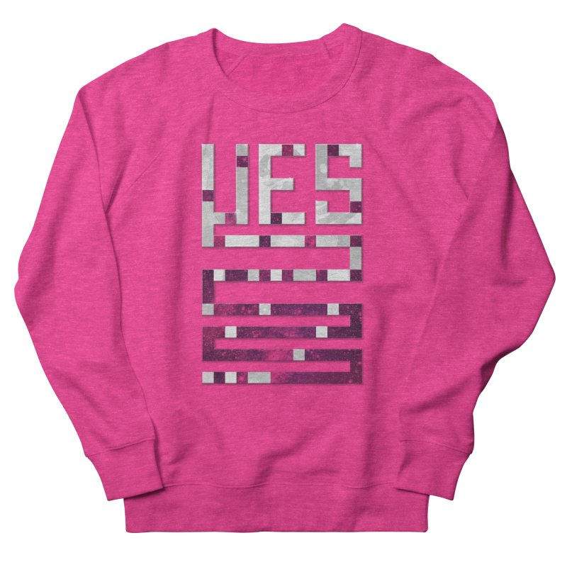 Yes/Lies Men's Sweatshirt by Stacy Kendra | Artist Shop