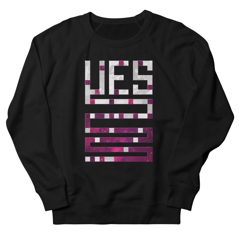 Yes/Lies Men's Sweatshirt by Stacy Kendra | Artist Shop