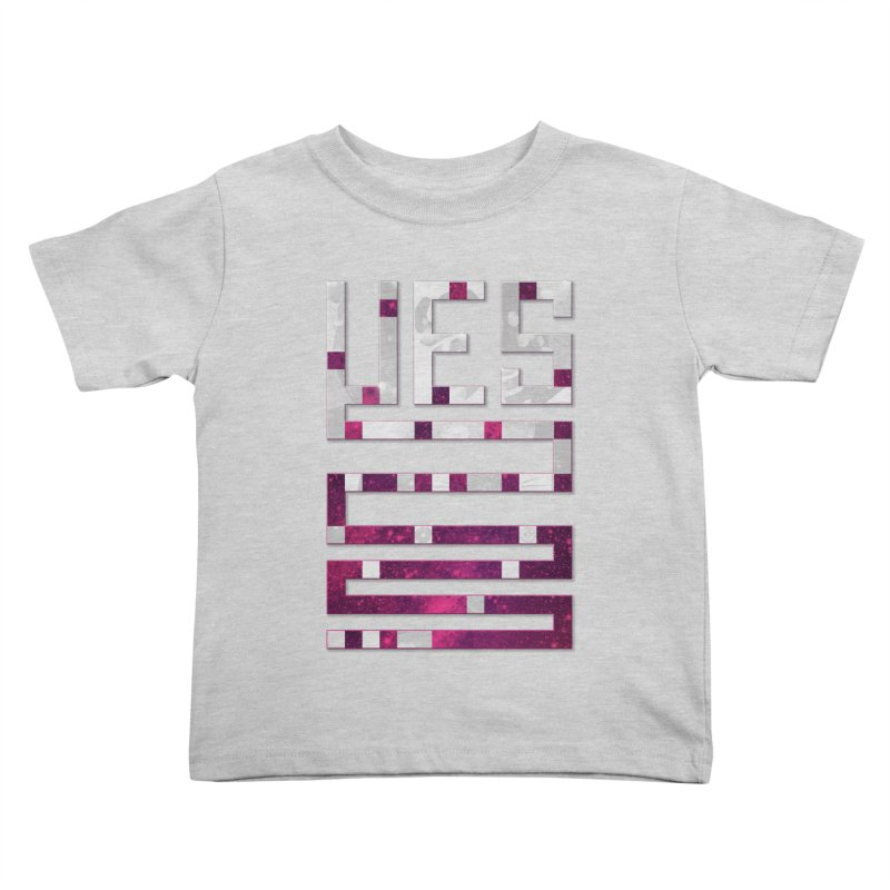 Yes/Lies Kids Toddler T-Shirt by Stacy Kendra | Artist Shop