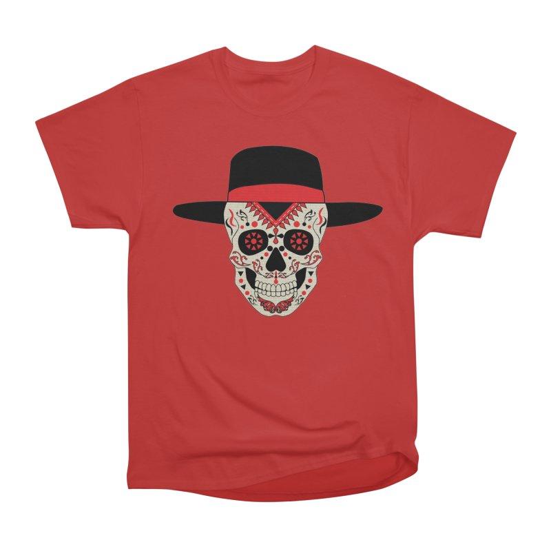 STP El Dia de Los Muertos Men's T-Shirt by Staking The Plains